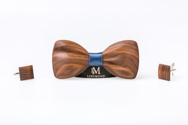 Drewniany zestaw Lerymond parthenos orzech amerykański