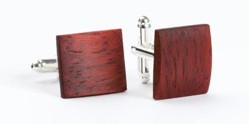 drewniane spinki