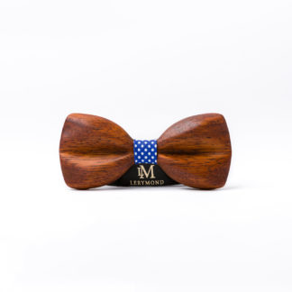 drewniana mucha morpho