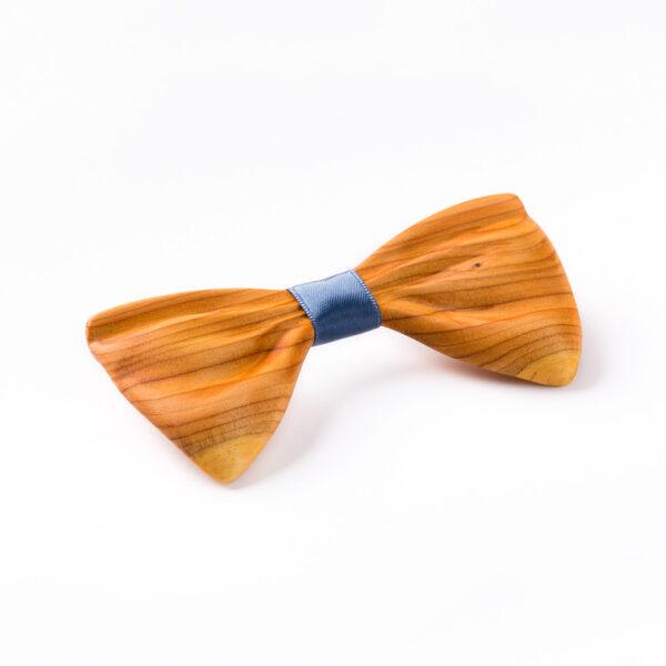 drewniana mucha papilio CIS - LERYMOND - muchy męskie, spinki, torebki