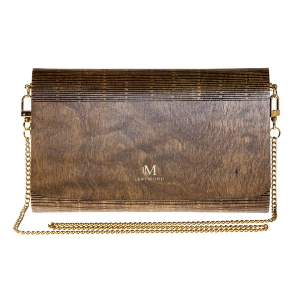 torebka drewniana Dąb antyczny model Diana